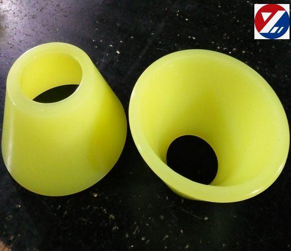 polyurethane cast molded part