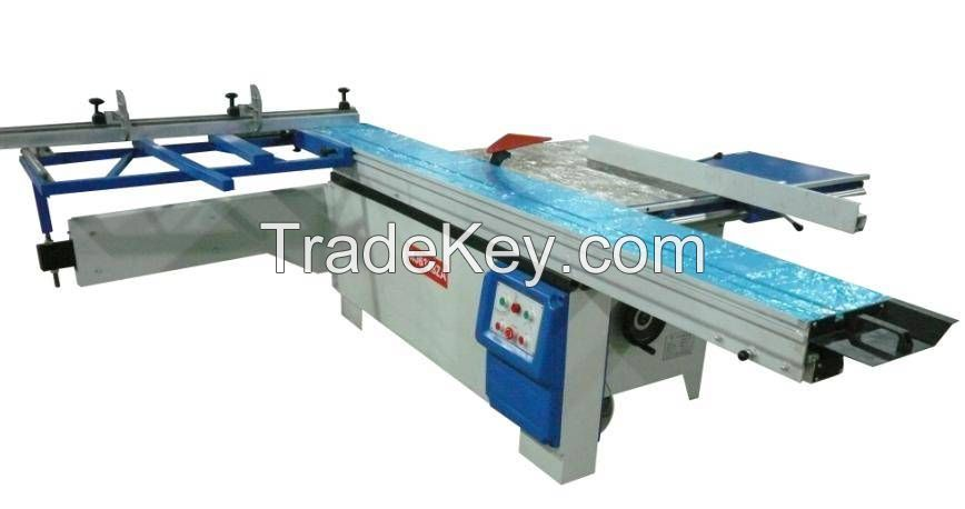 high quality sliding table saw wood cutting saw