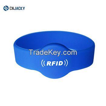 Silicone Closed Type RFID Wristband