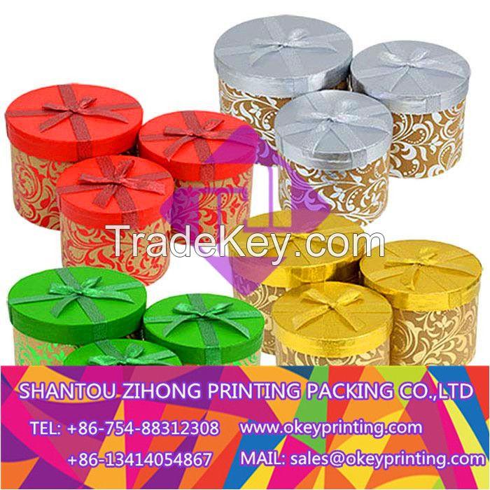 printing color paper gift box