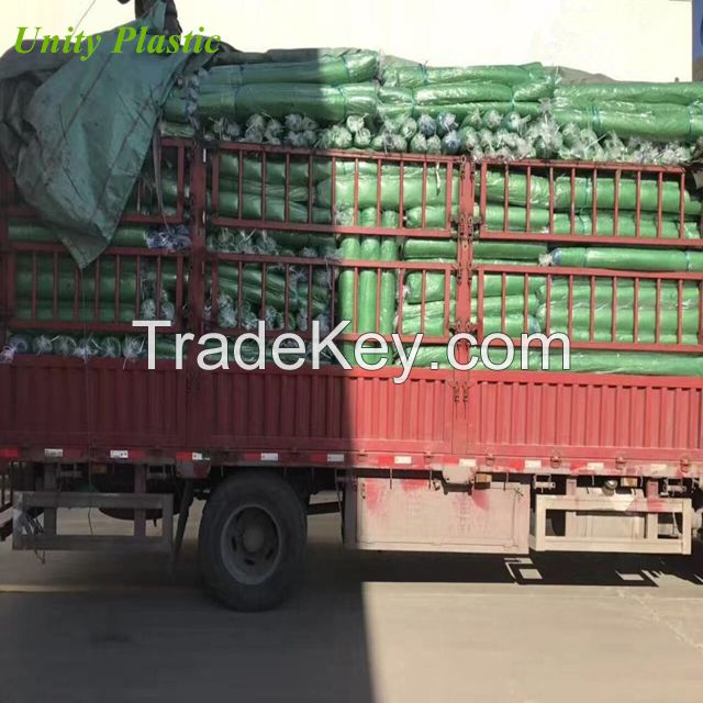 HDPE Green Sun Shade Net With Rich Stock