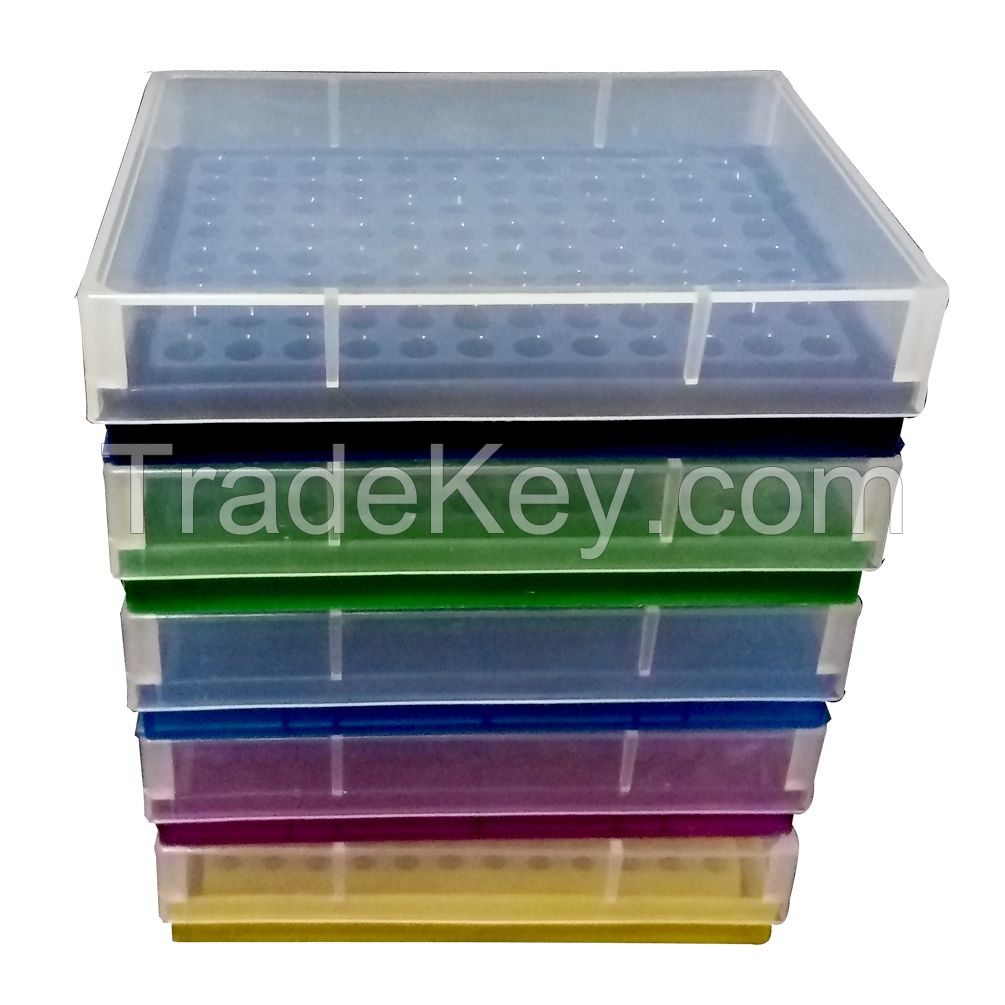 Tube Rack PCR 96 Well
