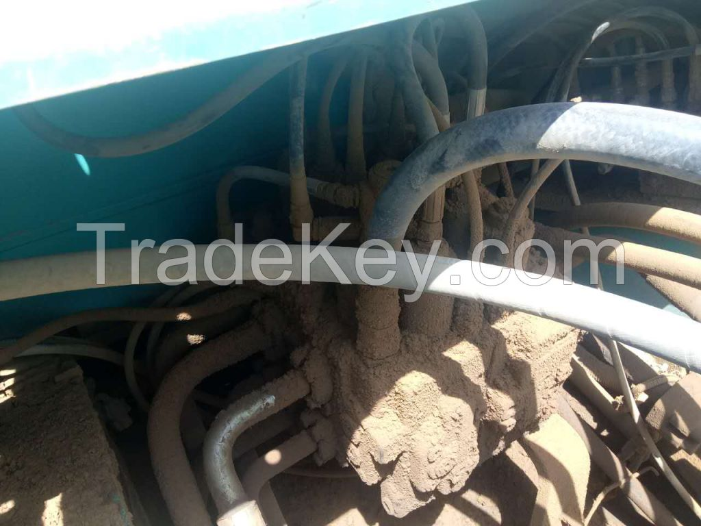 good quality used old excavator kobelco350 used excavator