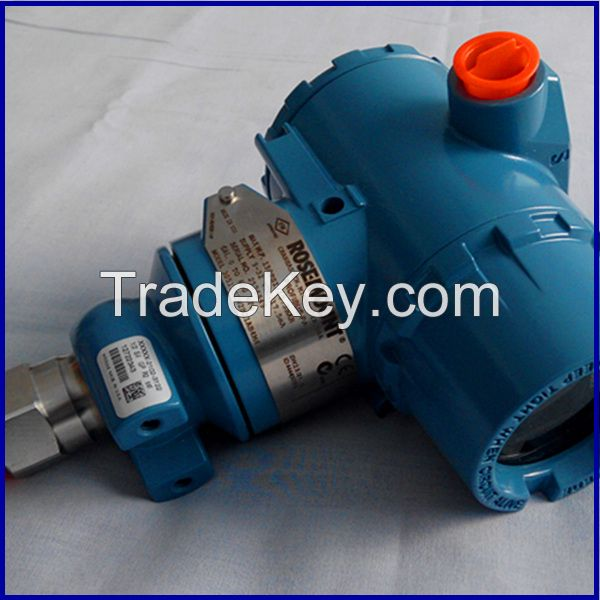 China supplier 4 to 20ma 3051TG Emerson Rosemount pressure transmitter price