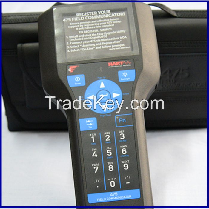 Emerson Rosemount hart/field communicators 475HP1ENA9GMT