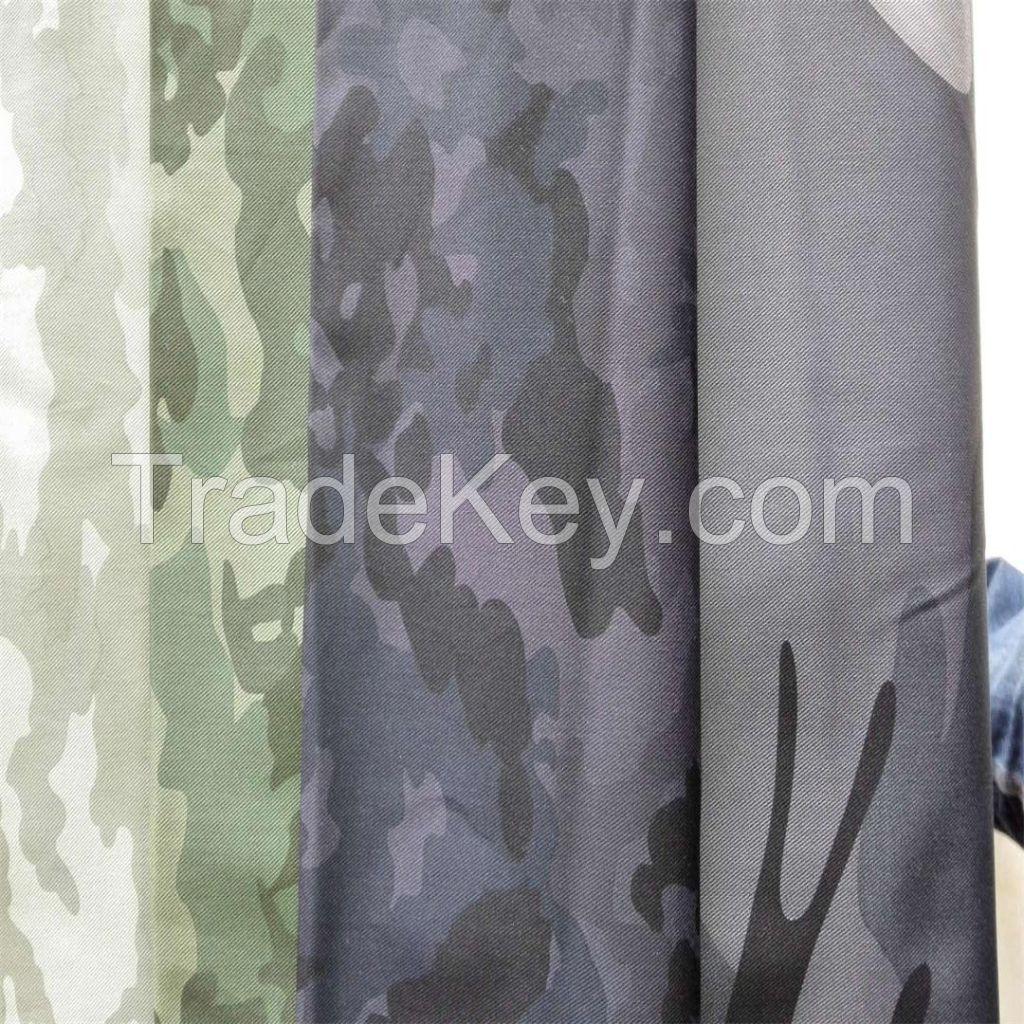 100% tencel woven fabric of reactive print