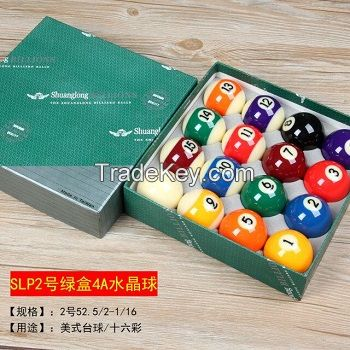 new products high quality crystal billiard ball patented products