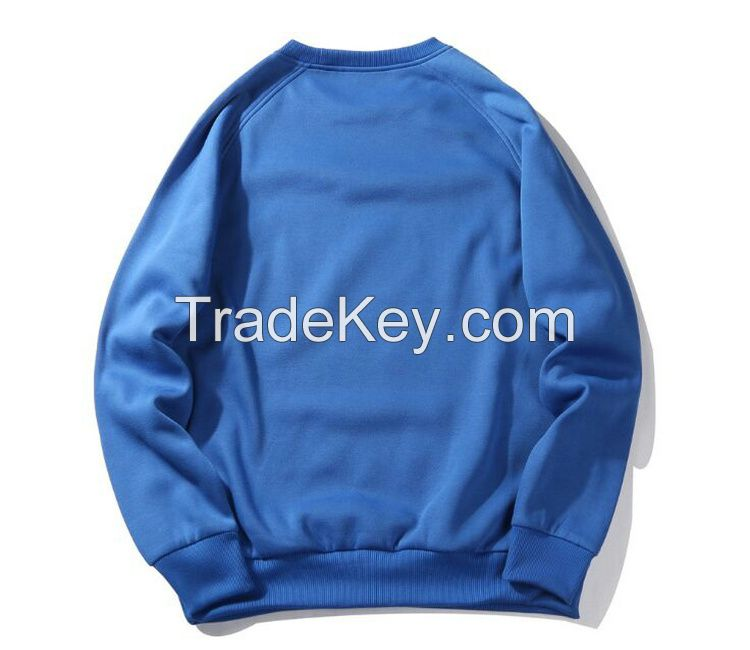 Men's Sweatshirt Multiple Color Hoodies for Boys Teenagers Young Men Clothing OEM EU Size Cheap Wholesale