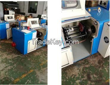 high speed copper wire stranding/bunching  machine