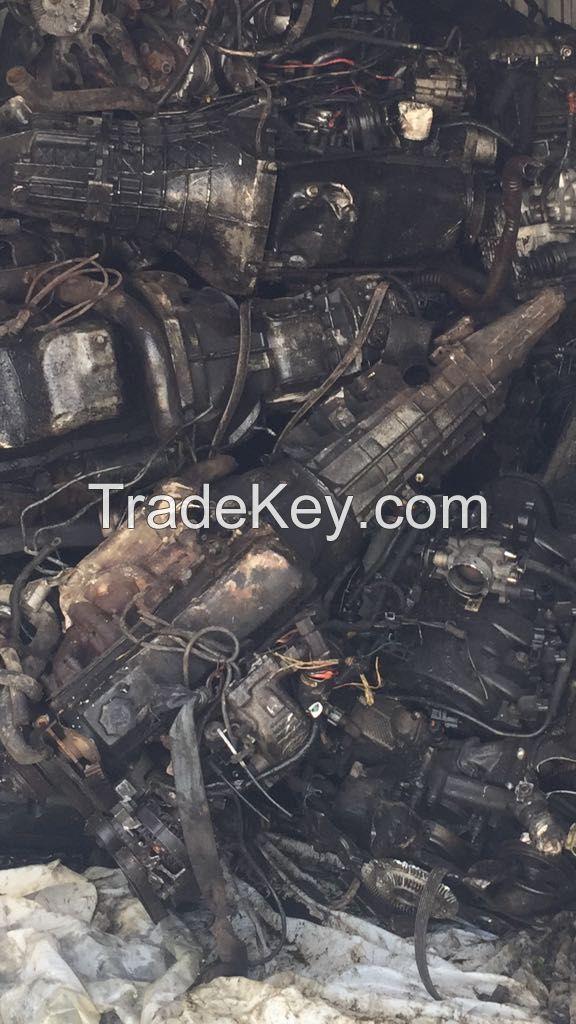 Aluminum Combo