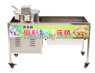 Factory directly supply/ cheap price / best selling Popcorn machine/industrial popcorn machine/gas popcorn machine with best service