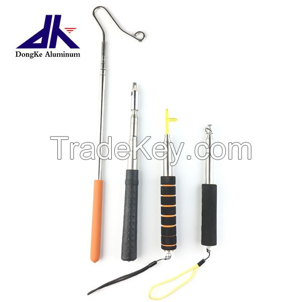 stainless steel telescopic pole