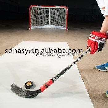 UHMWPE plastic synthetic ice hockey rink artificial ice skating rink
