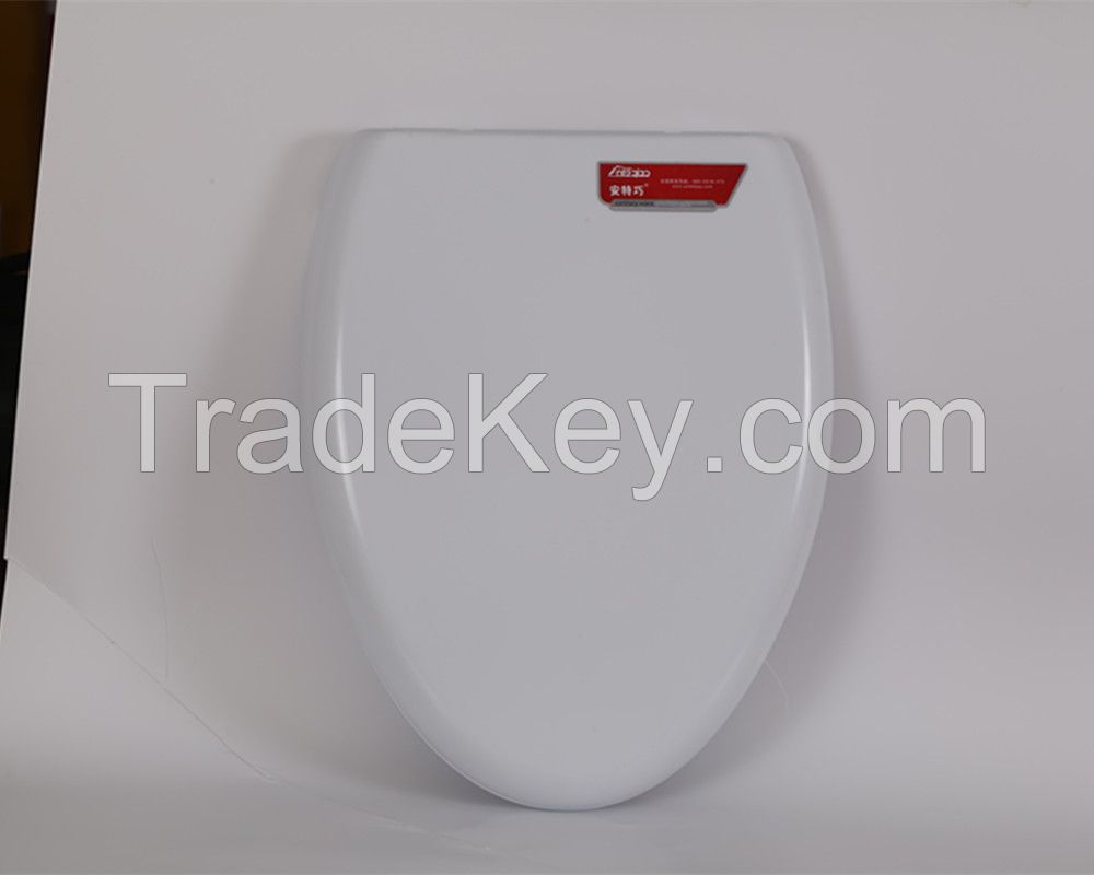 PP soft close toilet seat cover