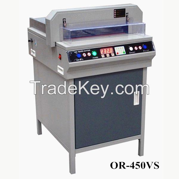Allraise 450VS Electric Paper Cutting Machine