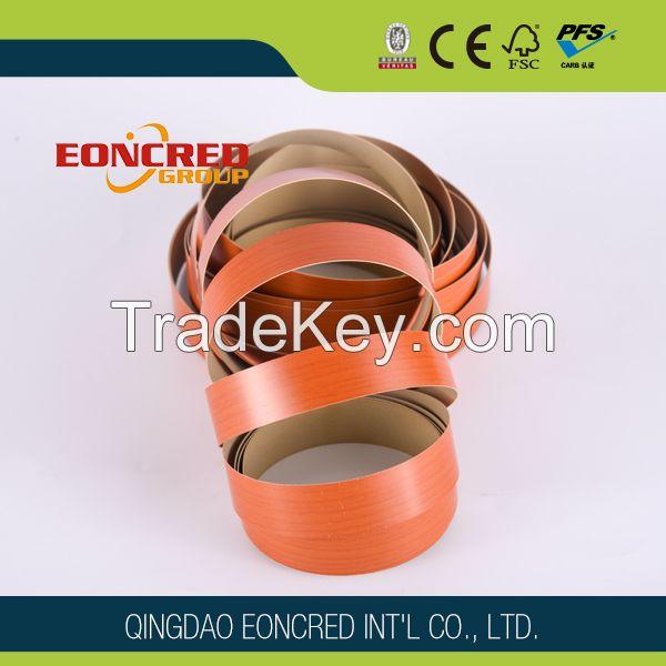 high glossy color PVC edge banding