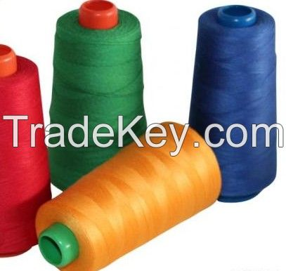High Tenacity 100% Polyester Sewing Thread