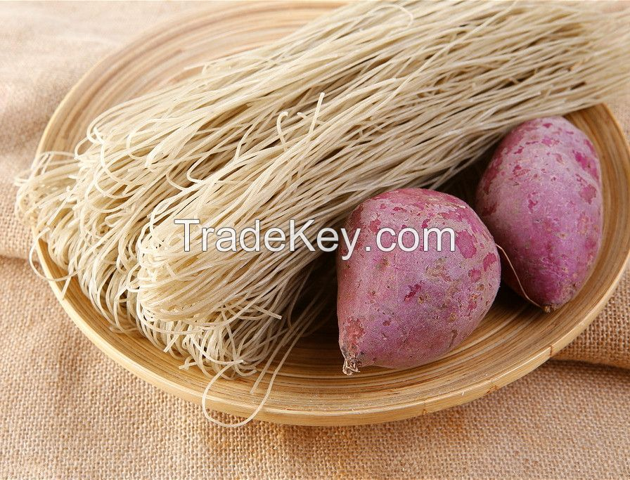 Halal Sweet Potato Starch Vermicelli Noodles