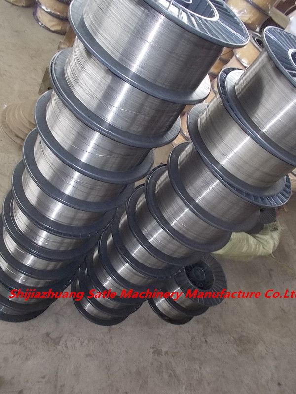CO2 Gas Shielded Welding Wire Without Copper Coating