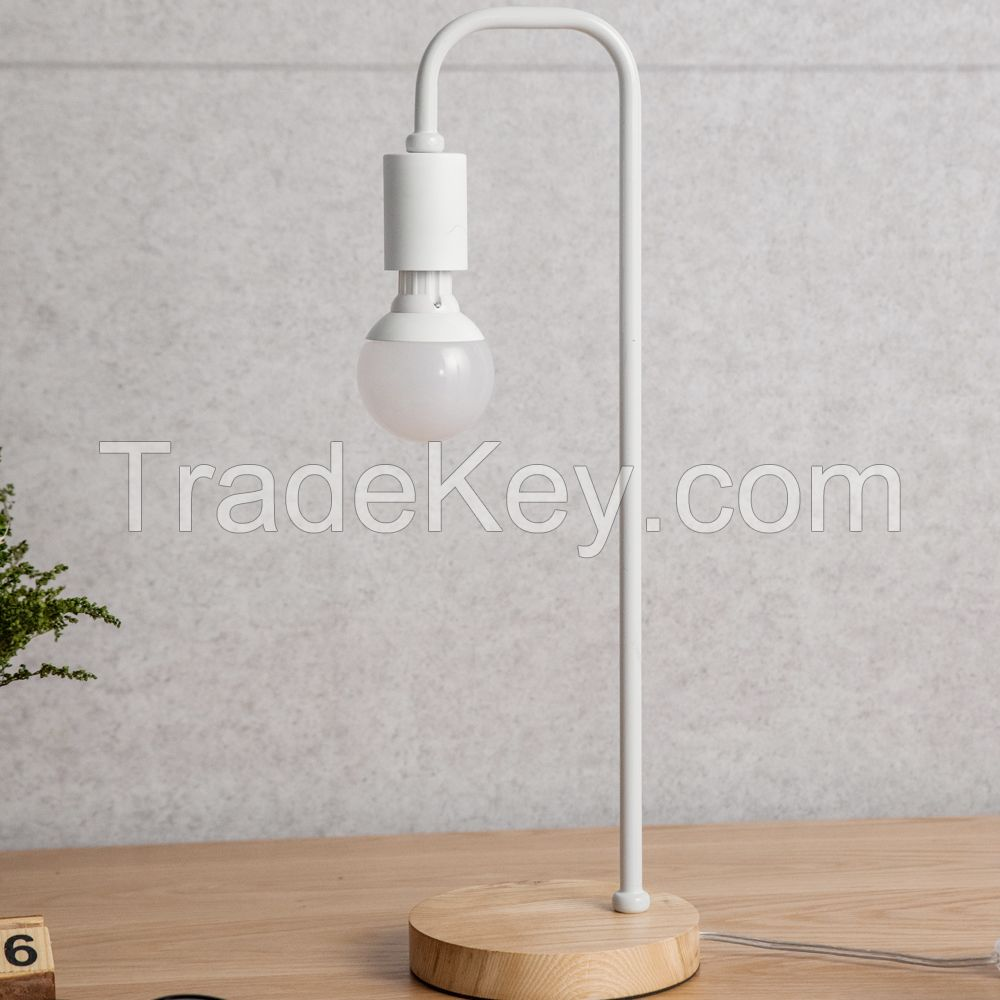 comtemporary modern indoor unique bedside table lamps