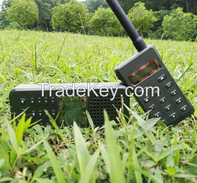 Magic Tool for bird hunting work wireless remote Hunting mp3 bird caller