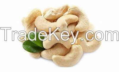 Cashew nuts, Peanuts