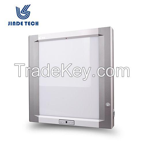 China negatoscopio LED, single bank JD-01AIII X ray Viewer medical LED negatoscope