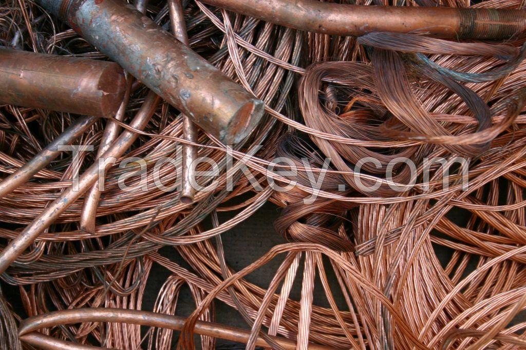 Copper Scrap Granule/Copper Scrap/Scrap Metal for Sale