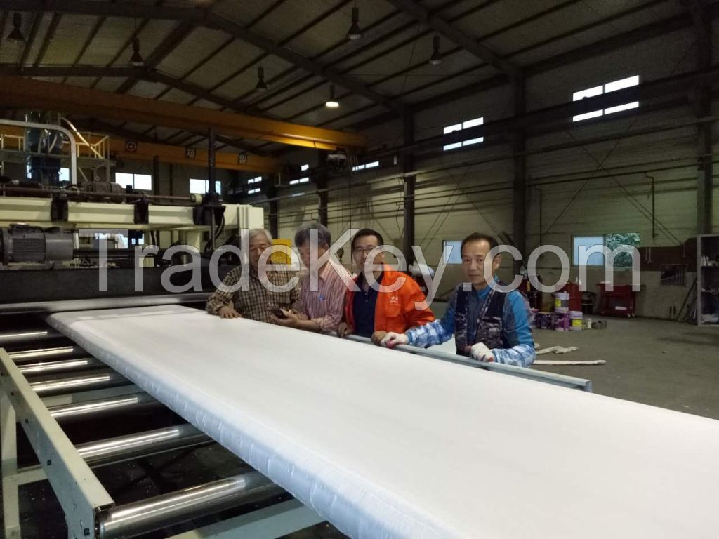 CO2 XPS production line