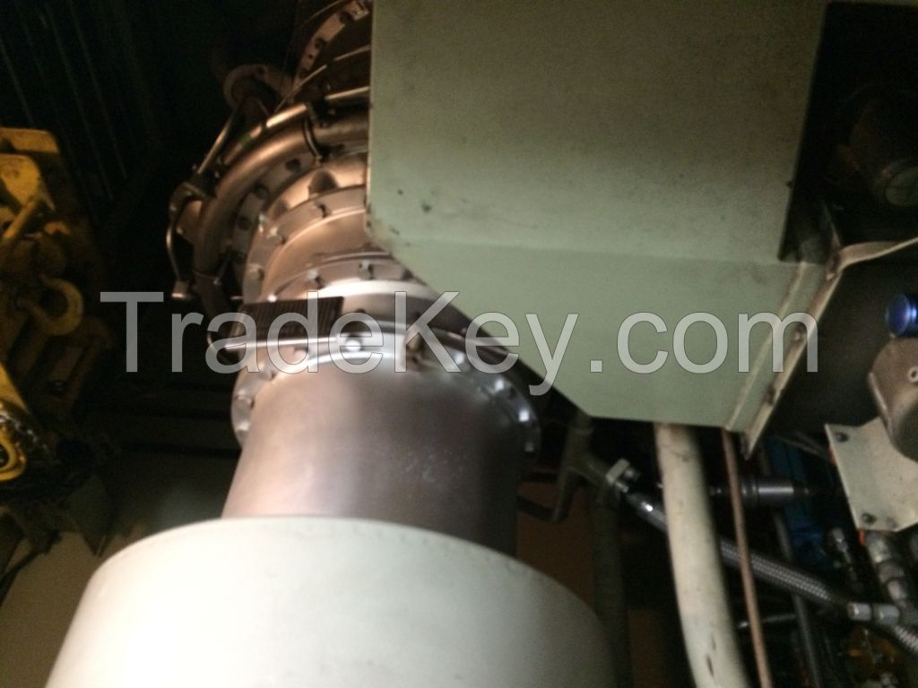 3 MW SOLAR CENTAUR GAS TURBINE TS4500 $127,000USD OR Best Offer