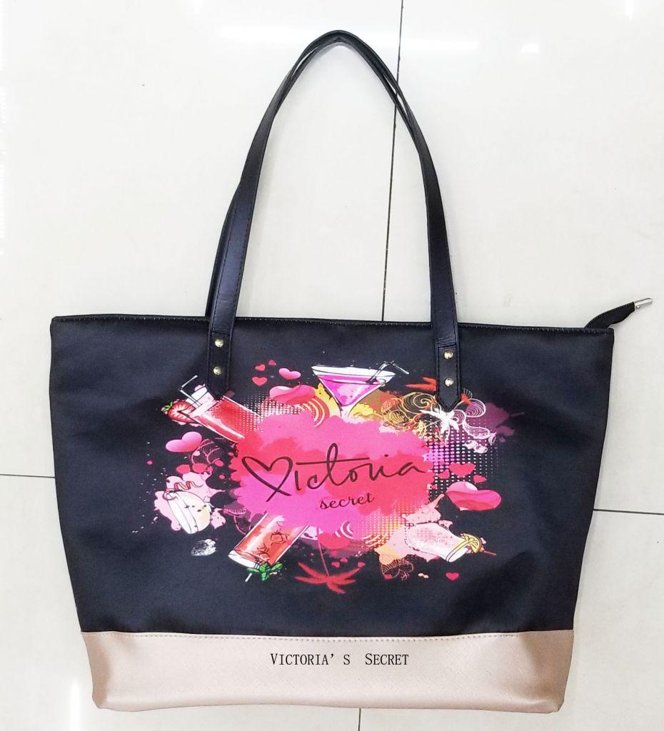 new design shopping bag pvc hand bag