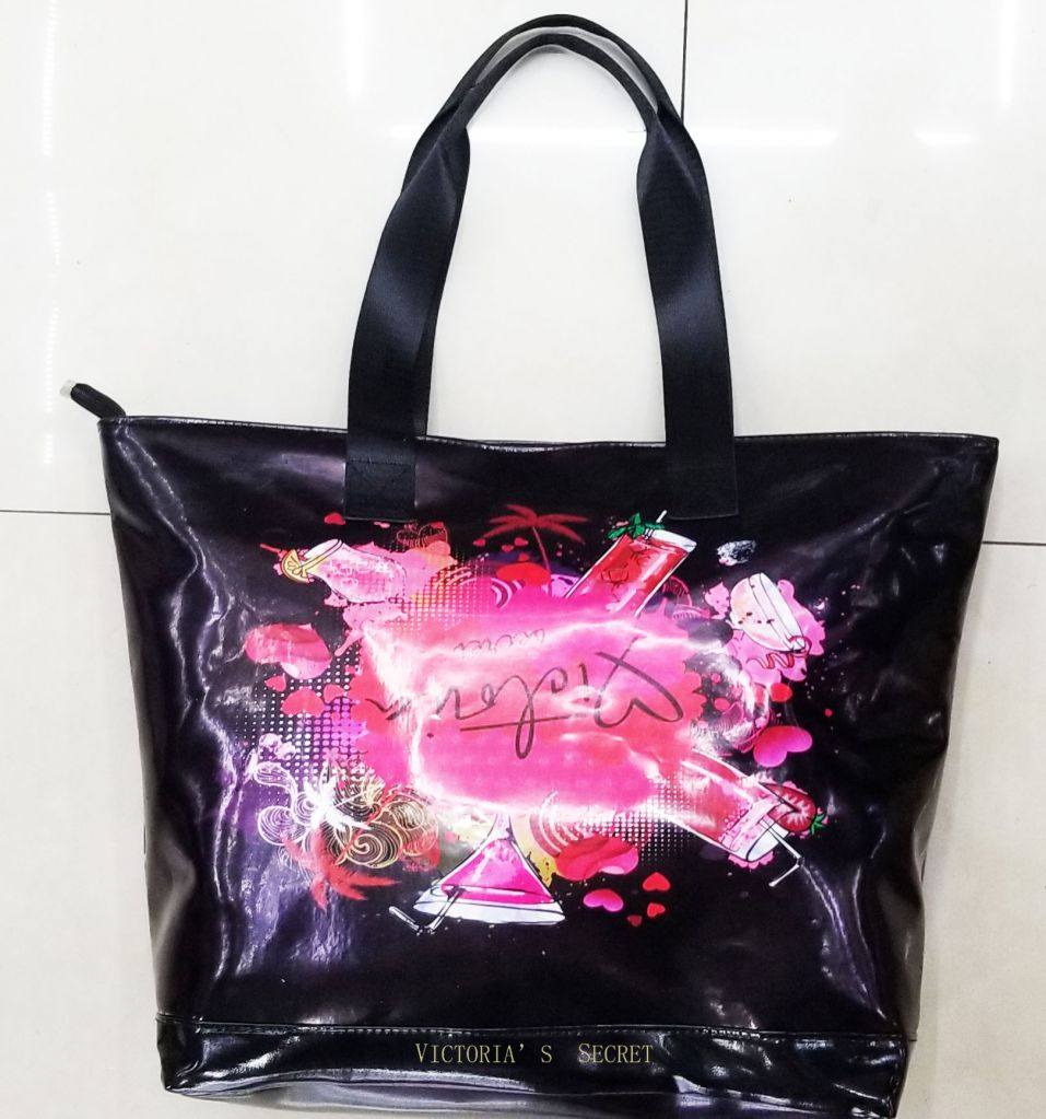 new design shopping bag|pvc hand bag