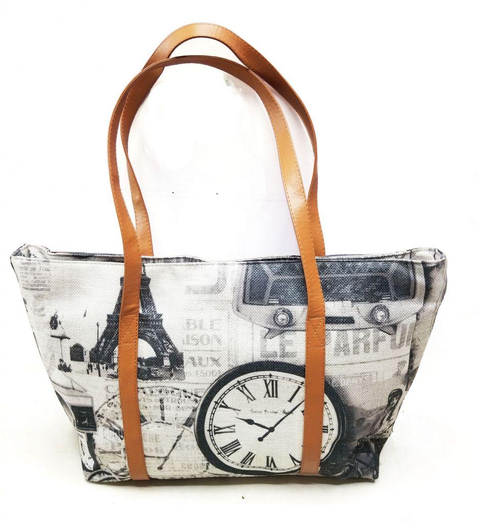 new design shoulder bag PU  bag SHOPPING bag