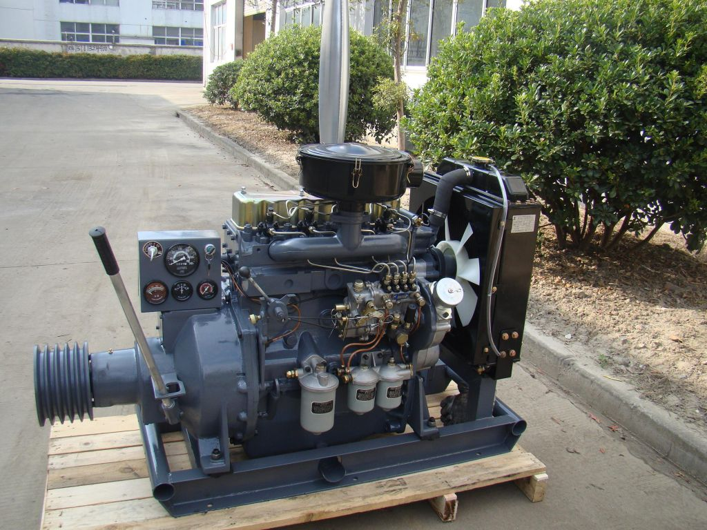 Stationary Diesel Engine model TN495AG