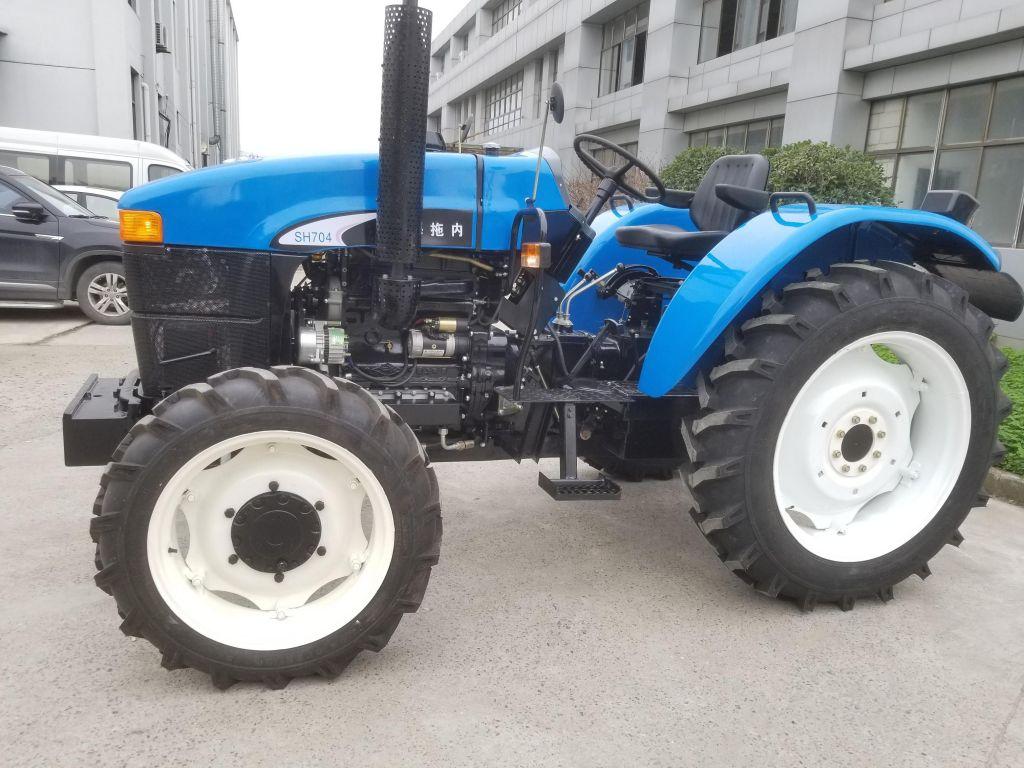 Wheeled Tractors Model SH704
