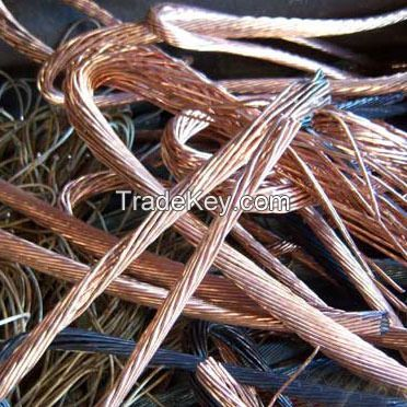 Copper Wire scrap (Millberry)