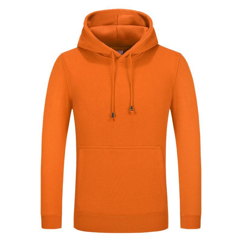 China OEM blank mens solid fleece hoody pullover hoodies sweat shirts hoodies