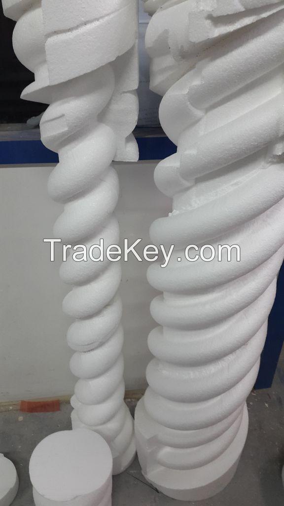 CNC HOTWIRE CUTTING MACHINE- Expanded polystyrene,Foam