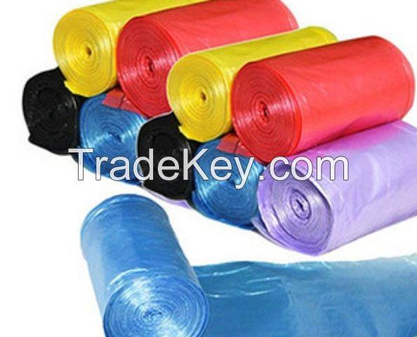 Cheap Price HDPE Custom design Garbage bag