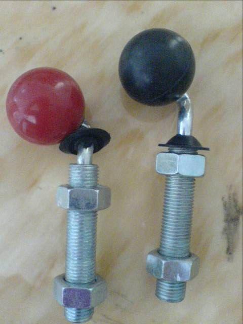 Castor Ball Roller for glass industry, roller for glass drilling machine, roller for glass tempering furnace