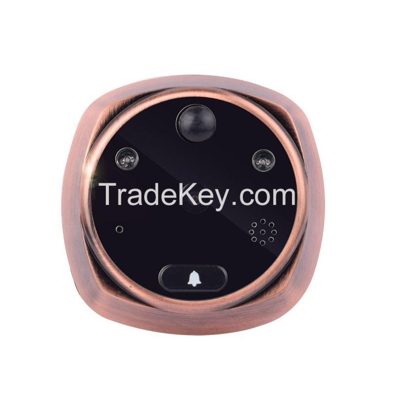 ZIHOO D1000 Smart Doorbell Security Doorbell Smart Door Viewer