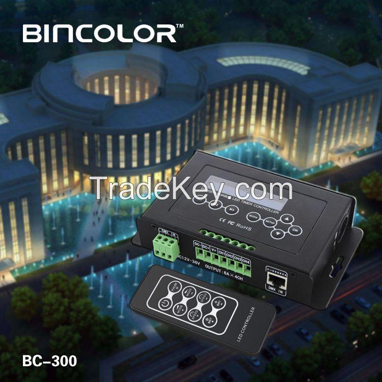 Bincolor LED RGB/RGBW Controller