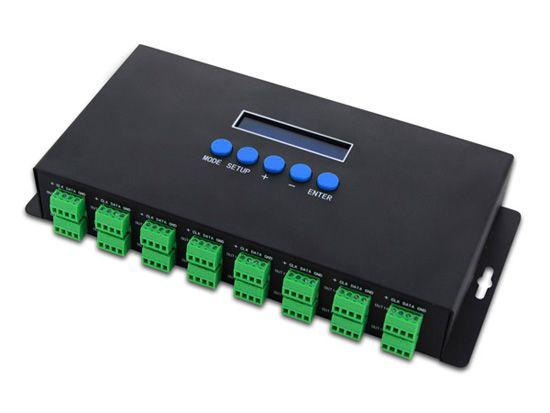 Bincolor Ethernet-SPI/DMX Pixel Light Controller