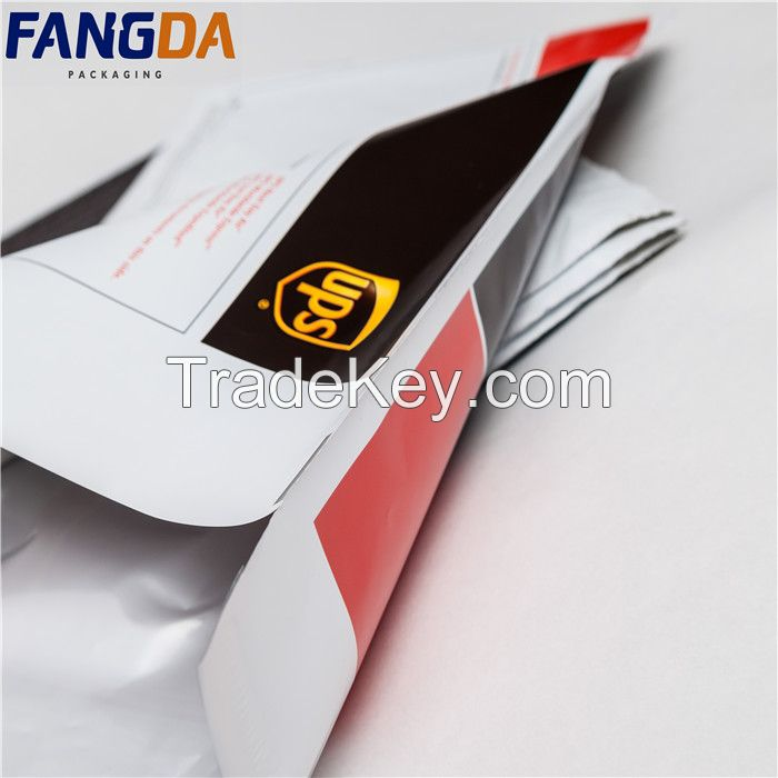 custom size and printing poly mailers courier bag