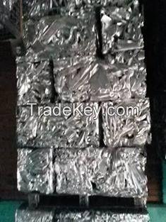 aluminum extrusion 6063 scrap for sale / Aluminum UBC Scrap