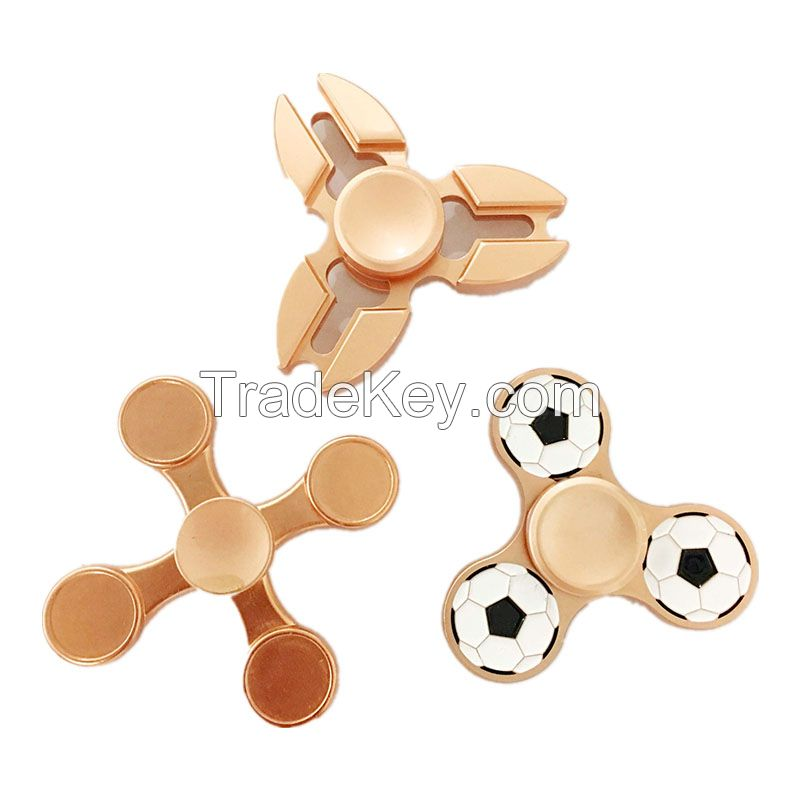 fidget spinner for zinc alloy relieve stress OEM custom spinner toys