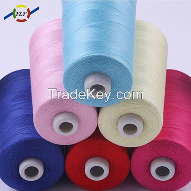 100% spun polyester sewing thread 40/2 30/2 30/3 50/2 50/3