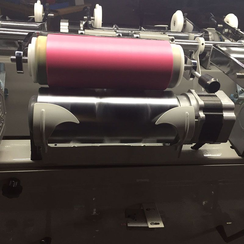 GH018-D 230 High speed large package winder