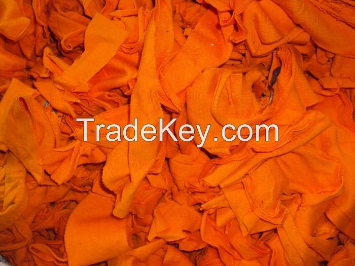 100% Cotton Knit Clips / rags