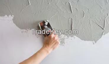 Hard Finish (Gypsum Wall Putty)
